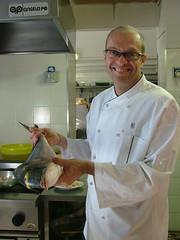 Chef Nicola Batavia