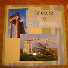 Cyprus spread - Temple of Apollo - left
