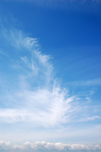 like a feather