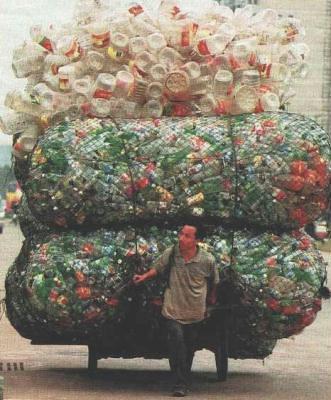 Pfandflaschen Sammeln Millionär
