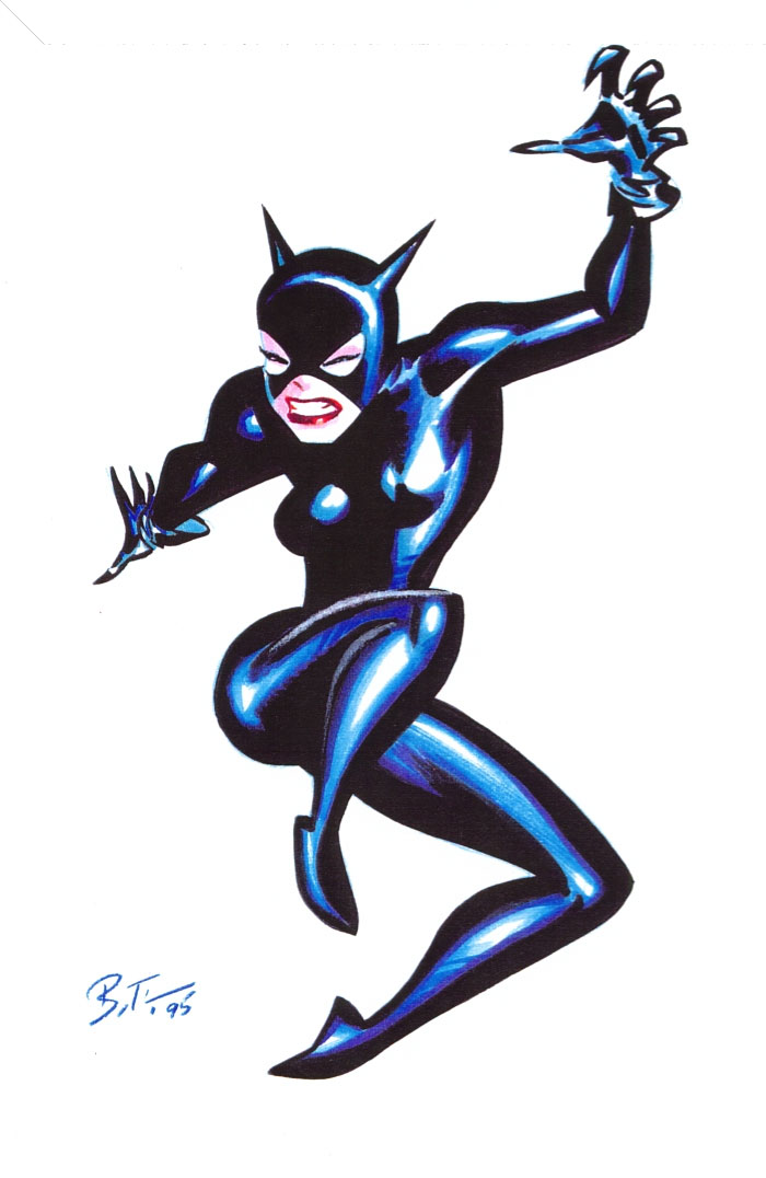 Catwoman (Bruce Timm, 1995)