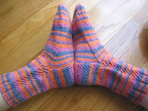 Sockapaloooza socks