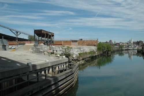 Gowanus, Sunday Morning
