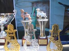 Awards from north korea.