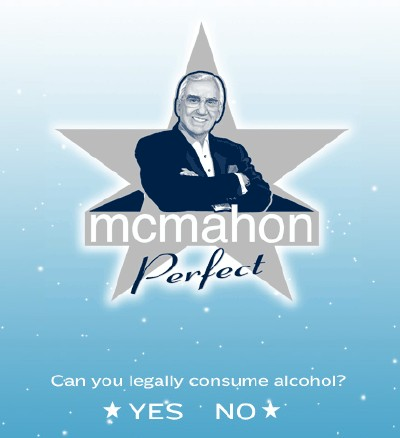 Ed McMahon Vodka