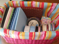 Inside View of my new basket