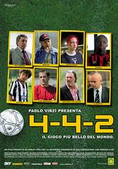 4-4-2- locandina del film
