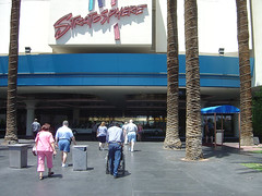 Stratosphere Tower - Entrance