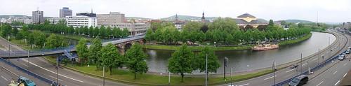 Saarbrücken Panorama