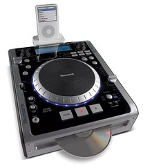 Numark: CD + iPod