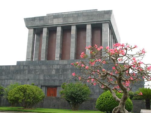 Ho Chi Minh mesoleum