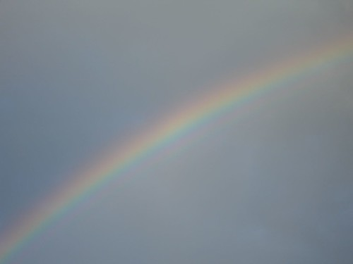Rainbow from Cascade (7)