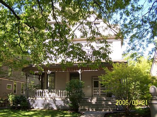 Hemingway's birth home