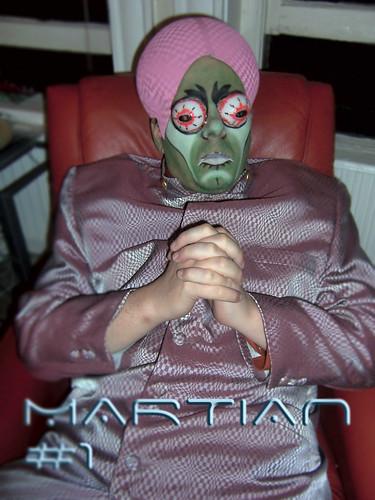 Martian #1