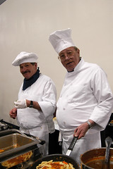 Chefs, Pavilion Reception, JavaOne 2006