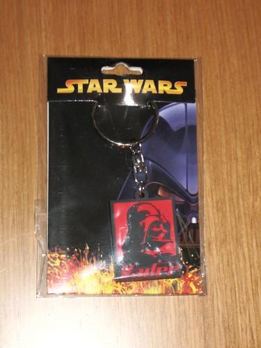 Llavero de Darth Vader