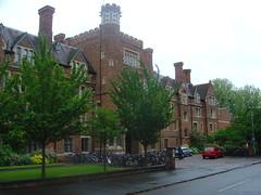 Selwyn College, Cambridge (1)