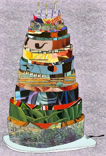 Big Art Cake