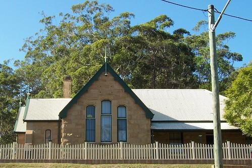 Old Gosford Public School 1877 1886 II