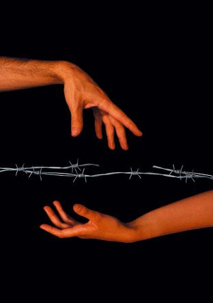 Galer a de arte 5 semillas de esperanza for Mediacion penitenciaria