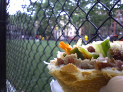 afternoon snack, lower east side-style
