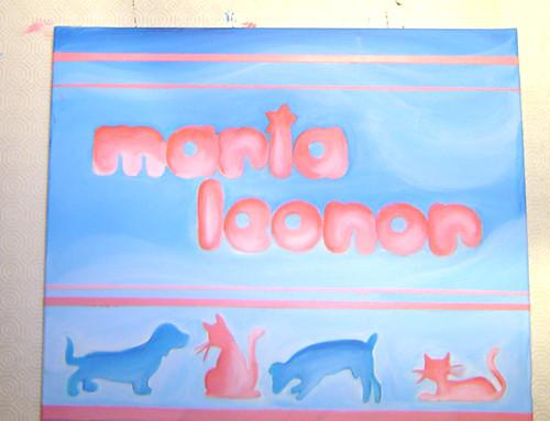 Tela Maria Leonor