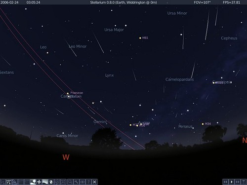 Zoom a los planetas del