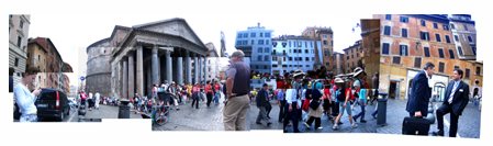 Pantheon Panormanic