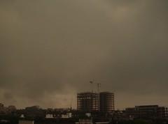 London Hail Storm 130606 #2