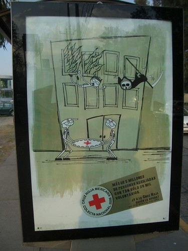 Red Cross Ad