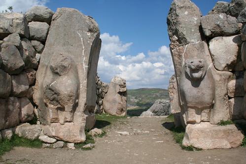 Ruines hitittes de Hattusa