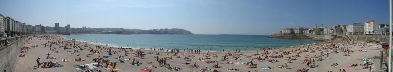De Albariño, churrasco y deuterio: Disfrutando de A Coruña