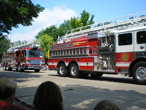 New Fire trucks
