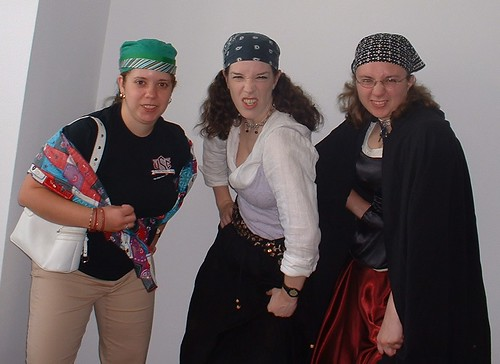 the rowdiest pirates at LTSS