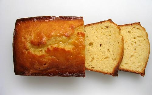 lemon cake birdseye