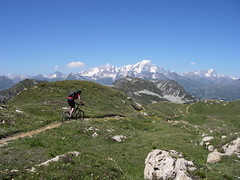 Dave finds a little bit of heaven in Les Arcs, by Spakman