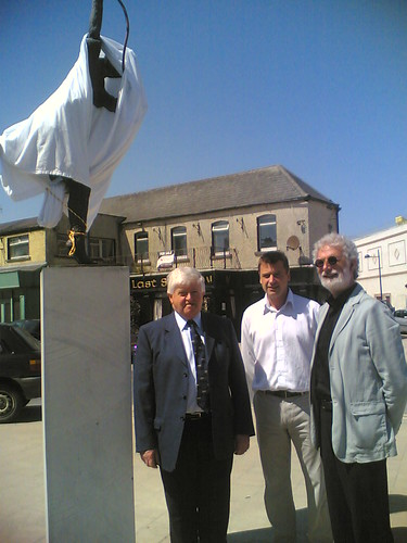 Statue Unveiling at Bettystown
