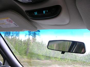 Sverige - 8 grader