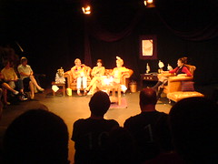 Lunch With the Hamiltons on stage at Edinburgh Festival Fringe