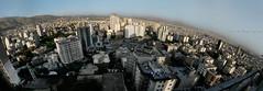 Tehran panoramic cityscape photo by Saeid Aghaei