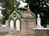 Tomb at Echuca Cemetery