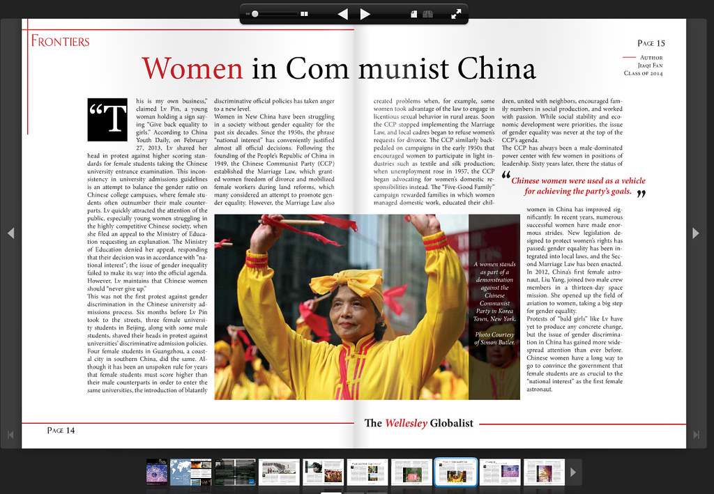 Women in Communist China copy