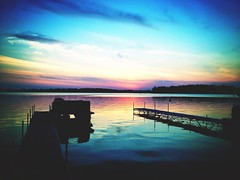 Lake George - the iPhone version photo by falseverdict