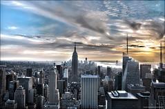 New York City, USA - HDR photo by Stuart-Saunders