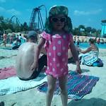 sunning at thorpe park<br/>13 Jul 2013
