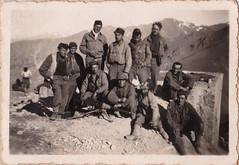 Printemps 1945 - Authion- BM 21 au col de Raus  - Col. P. Ruiz