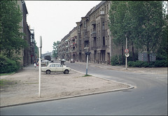 Ost-Berlin, Tabbertstrasse (Schöneweide)  Juni 1979 photo by hjhoeber2