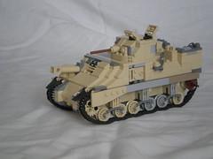 "M3 ""Lee/Grant"" I Medium Tank photo by Alƒred_ƒireƒly"