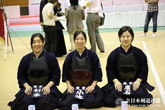 52nd All Japan Women's KENDO Championship_161