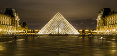 The Louvre in Paris France photo by (RayH) vinepic.com